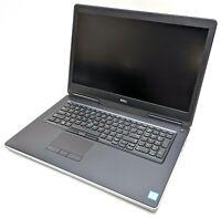"Dell Precision 7710 17.3"" Laptop Intel i7-6920HQ 2.90GHz No RAM/HDD/OS BBLPVF2"