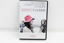 MARGOT Y LA BODA - DVD - NICOLE KIDMAN - JENNIFER JASON LEIGH - JACK BLACK