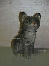 +# A006324_04 Goebel Archiv Muster Arbeitsmuster Katze Cat sitzt 31-006 Plombe
