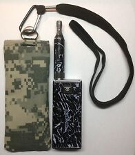 Holster ecig Lanyard Belt Holder Case iStick 50w iTaste MVP 2 Digital Camouflage