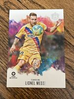2019-20 PANINI CHRONICLES LIONEL MESSI PK-1 PITCH KINGS SSP FC BARCELONA