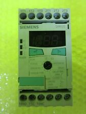 SIEMENS 3RS1041-1GW50  TEMPERATURE MONITORING REALY CONTROLER, 6 MONTHS WARRANTY