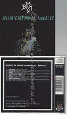 CD--JILIAN CANNONBALL ADDERLEY--    THE BEST OF