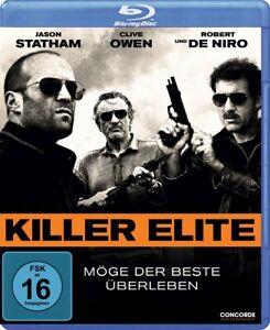 Killer Elite (2010)[Blu-ray/NEU/OVP] Jason Statham, Robert DeNiro, Clive Owen,