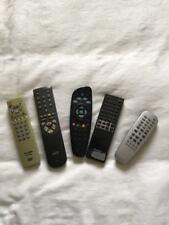 Remote Controls Fot TV And Satelite