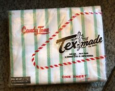 Tex-Made Candy Tone Double Size Sheet Set New!
