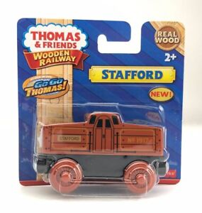 Stafford Wooden Wood Train Toy From Thomas & Friends