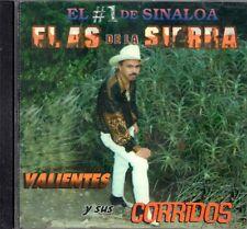El As De La Sierra Valientes y sus Corridos CD New Sealed