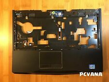 Genuine Alienware M14X R1/R2 Palmrest Touchpad Assembly