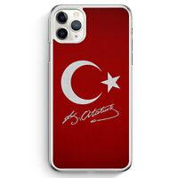 Türkei + Atatürk iPhone 11 Pro Max Hülle Motiv Design Türkiye Türkisch Cover ...