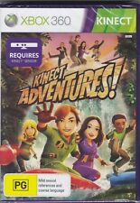 X-BOX 360 Kinect Game - Kinect Adventures (PAL) (Brand New) PAL