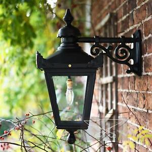 New Standard Victorian Top-Fix Wall Lantern 61 x 46cm