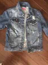 Soundgirl Girls Denim Jacket Size Large