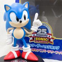 Sonic The Hedgehog 25th Anniversary Figure SEGA JAPAN GAME MEGA DRIVE