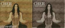 Cher BELIEVE 3 TRACK CD & BONUS 1980s Pop Singer Vocals Superstar Mardi Gras