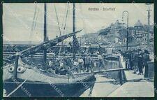 Ancona Città Navi cartolina VK0008