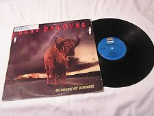 Beat Farmers Gold Stamped Promo LP-THE PURSUIT OF HAPPINESS