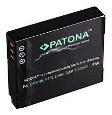Patona Akku Panasonic Lumix DMC-TZ41, DMC-TZ58, DMC-TZ61, DMC-TZ71 - DMW-BCM13-E