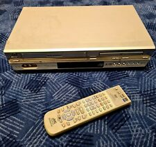 VHS Videorecorder mit DVD Player Kombigerät 6-Head Hifi Stereo Videorekorder JVC