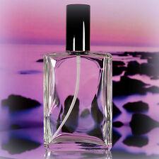 3 Parfum Flakons - leer - rechteckige Form - 100 ml - nachfüllbar - NEU
