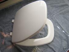 Eljer Emblem Square Front Toilet Seat White New Bemis part # 124 0200 Regular