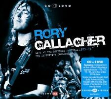 Live at the Montreaux Festival, 1975-94 by Rory Gallagher (CD, Apr-2013, 2 Discs, Salvo)