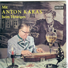 EP CLASSIQUE--ANTON KARAS--BEIM HEURIGEN--AUTRICHE