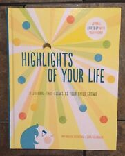 Hilights of Your Life, A Journal That Glows As Your Child Grows, Rosenthal Hc Bn