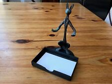 Business Card Holder - Rabbit