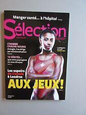 "Selection Reader's Digest Magazine Aout 2012 Fr. Neuf  ""Aux Jeux Londres J.O."