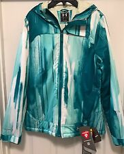 Under Armour ColdGear Infrared Ampli Women's Jacket 1259513-313 S Small $225 NWT