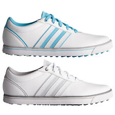 Adidas Womens Adicross V Spikeless Ladies Golf Shoes Street Shoes