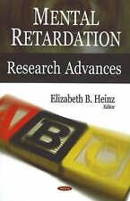 Retraso mental avances de investigación-Nuevo libro Elizabeth B. Heinz