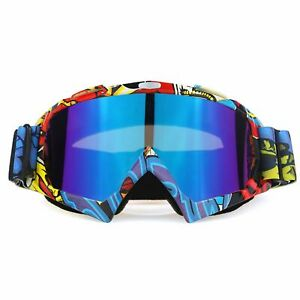 Off-road Motorcycle goggles helmet goggles cycling sunglasses protective glasses
