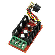 MAX 10-50V 40A DC Motor Speed Control PWM HHO RC Controller 2000W 12V 24V 48V