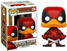 Deadpool - Duckpool US Exclusive Pop! Vinyl Figure #230