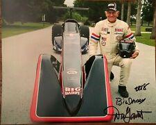 """""""Big Daddy"""" Don Garlits SIGNED 8x10 Color Photo - NHRA Legend!"""