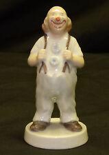 Bing & Grondahl B G Copenhagen Denmark Clown Figurine Hands on Braces 2511