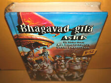 BHAGAVAD-GITA AS IT IS hc book AC BHAKTIVEDANTA swami PRABHUPADA (brand new)