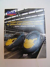 DVD Rail Passion grande vitesse entre ASHFORD et LONDON -SYSTRA