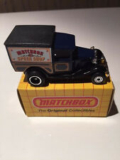 MATCHBOX MB38 Model A Truck Blue (NEW IN BOX)