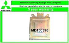 MD160390 Mitsubishi Mirage ECU, Rebuilt Mirage ECM MD160390 w/ 5 yr. warranty