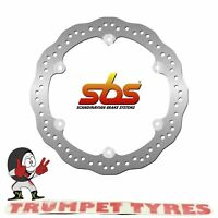 Honda CB 500 X 13 14 15 16 17 18 SBS Front Brake Disc Genuine OE Quality 5070