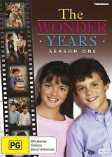 The Wonder Years Season 1 NEW R4 DVD