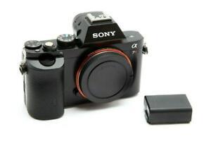 Near Mint Sony Alpha a7R Mirrorless Digital Camera Body (3789 Actuations) 32421
