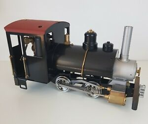 Roundhouse Sammie O Gauge Live Steam Locomotive