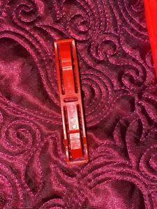 CARRERA EVOLUTION 1:32 1:24 MEGA TRACKS SLOT CAR RED TRACK CONNECTORS