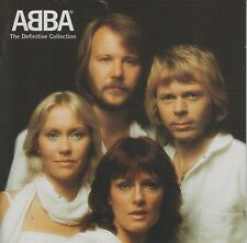 Abba 2 CD Set  The Definitive Collection 2001