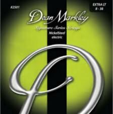 Dean Markley 2501B - Extra Light 8-38 - Jeu de cordes guitare électrique