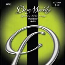 Dean Markley 2501B - Extra Light 8-38 - Jeu de cordes guitare électrique